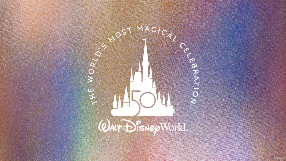 Walt Disney World Resort's 50th Anniversary Celebrates With 'The World's Most Magical Celebration' Beginning Oct. 1 in Honor of this Event!