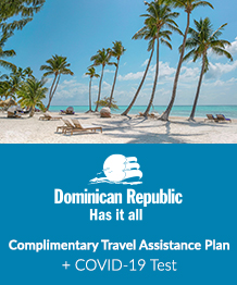 Give In To The Pull of The Dominican Republic with Apple Vacations & Destinations with Character!