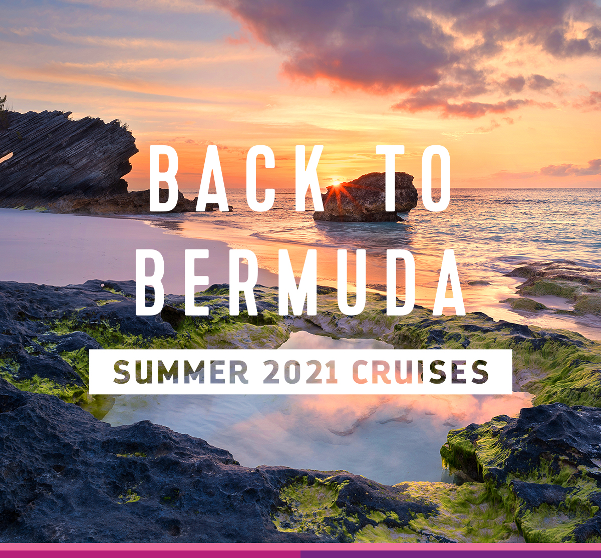 Royal Caribbean Begins Cruises From Bermuda Beginning Summer 2021!