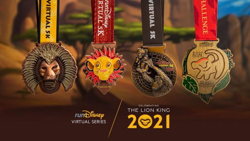 runDisney Virtual Series to Honor the Timeless Majesty of 'The Lion King' This Summer – Hakuna Matata!