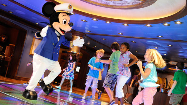 Disney Cruise Line – Oceaneer's Club