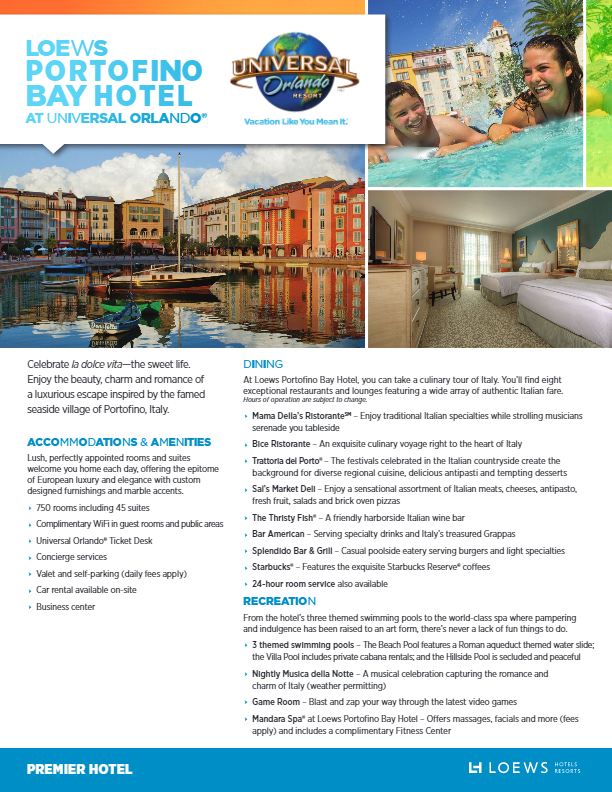 1511456 Loews Portofino Bay Hotel Fact Sheet-min