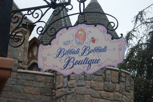 Bibbidi Bobbidi Boutique – How Far In Advance You Should Book