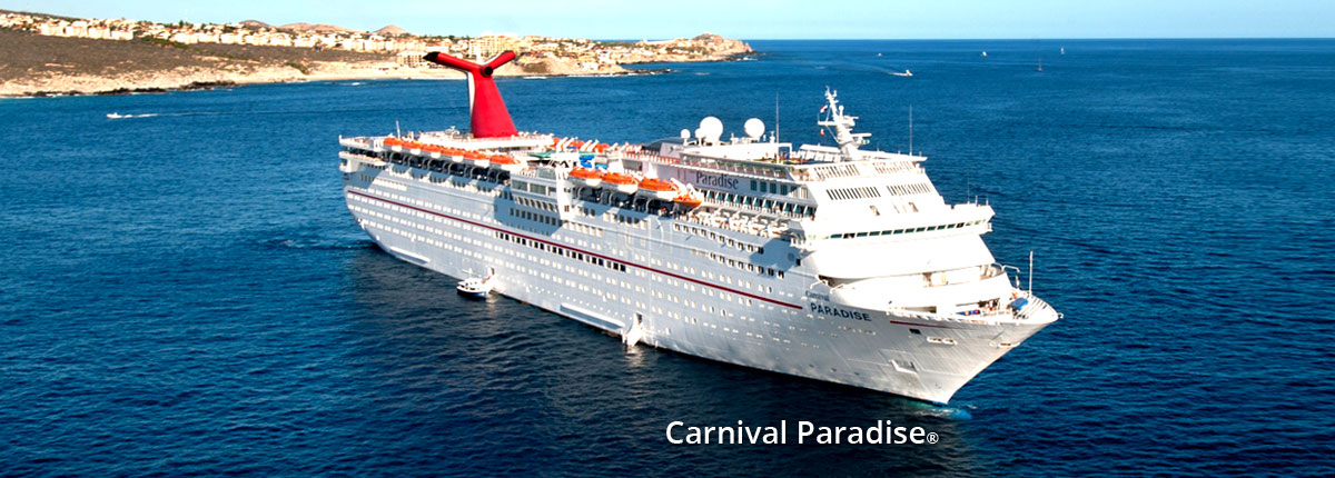 Two New Five-Day Itineraries Added to Carnival Paradise's Year-Round Schedule from Tampa