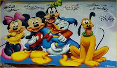 Get An Autograph From Your Favorite Disney Character!