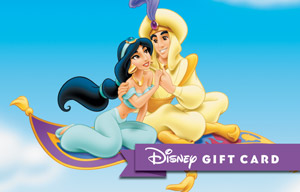 The Disney Giftcard eCard Is Now Available