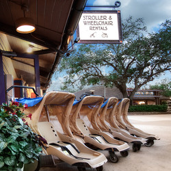 Stroller Rentals at The Walt Disney World Resort