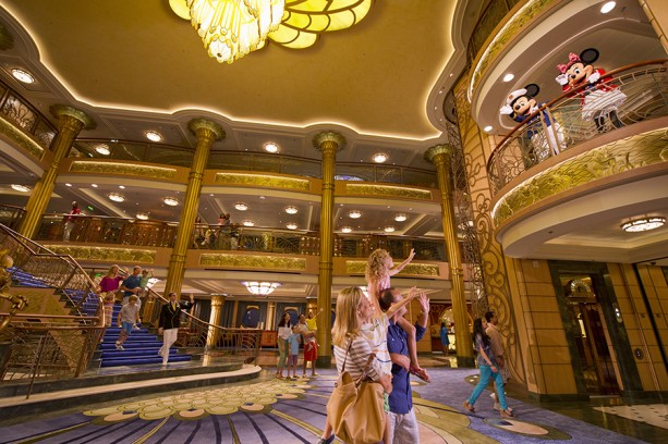Tips to Add Variety to Mealtime on a Disney Cruise