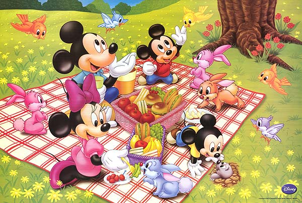Are Picnic Lunch's Allowed In The Disney Parks?