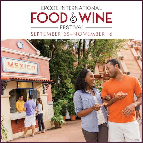 A Look Back at the 20th Annual Epcot International Food & Wine Festival-2015 (Part 1 of 3)