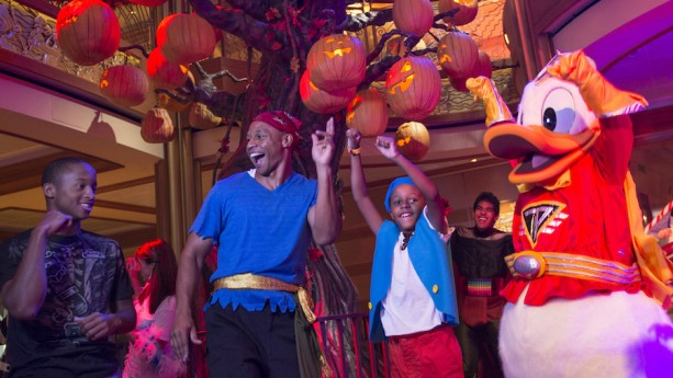 A Peek at This Year's First Halloween on the High Seas Cruise