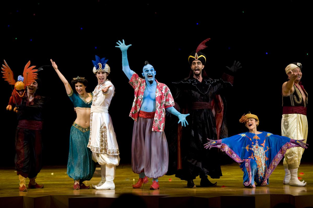 Disneyland Resort Update – Disney's 'Aladdin' musical to be replaced by 'Frozen' musical