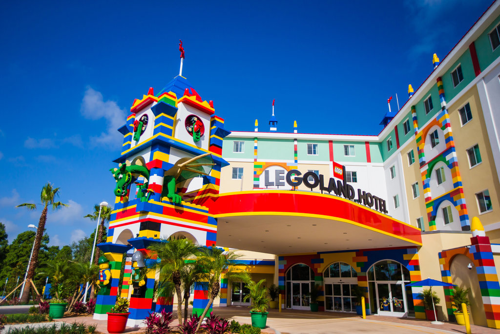 General Overview of LEGOLAND Florida's New Hotel