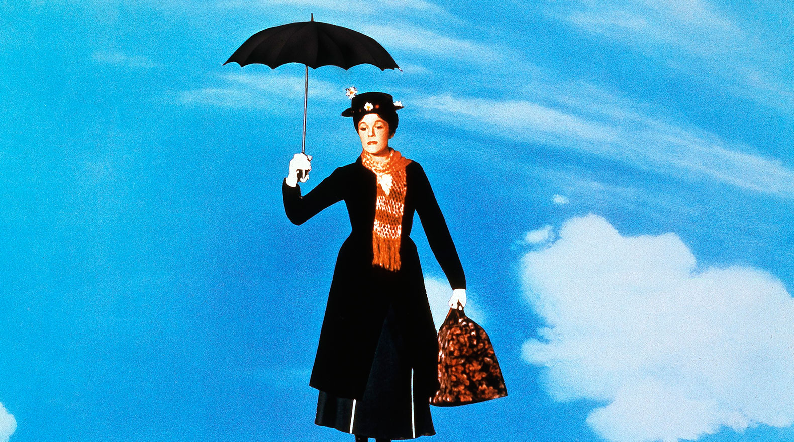 New 'Mary Poppins' movie in the works from Rob Marshall