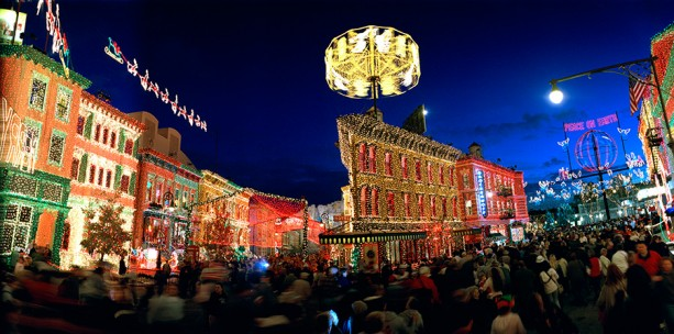 2015 to be 20th and Final Year for Osborne Family Spectacle of Lights – but with a Special Experience!