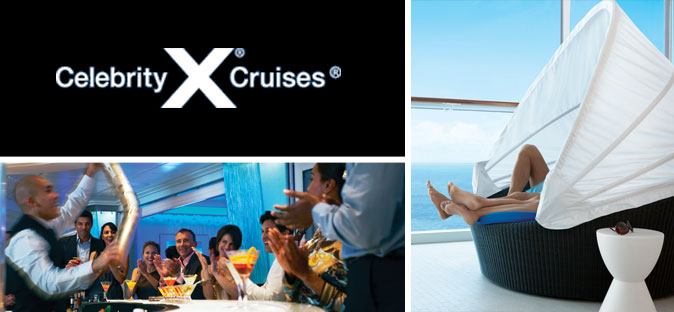 Celebrity Cruises – Choose 1 of 4 and GO BIG !