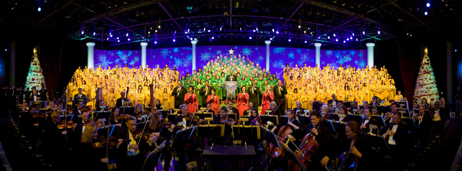 Disney sets list of Candlelight Processional narrators