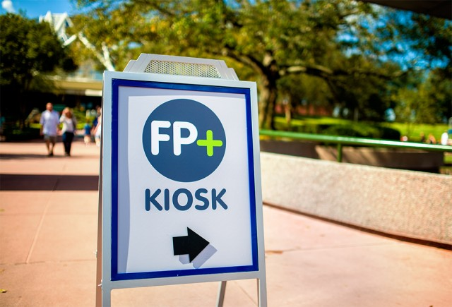 Walt Disney World FastPass+  Must Everyone Have The Same FastPass+ Reservations
