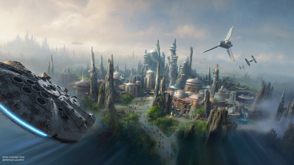 8 more unanswered questions about Disneyland's Star Wars Land