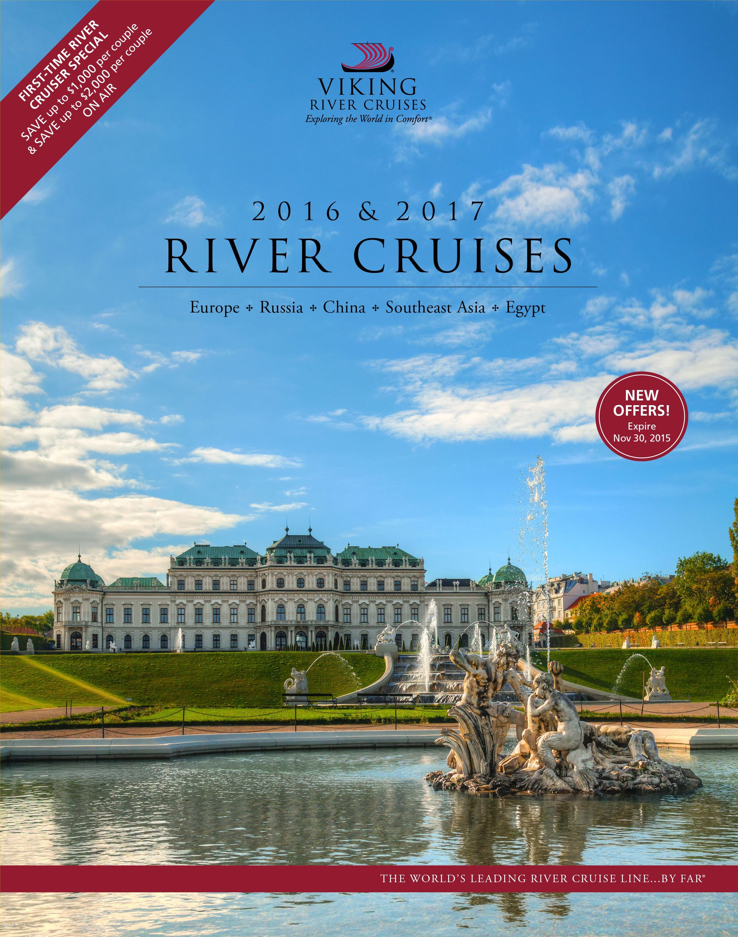 Viking River Cruises 2016/2017 eBrochure