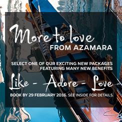 Azamara Club Cruises – An Awesome Offer to Like, Adore, or Love