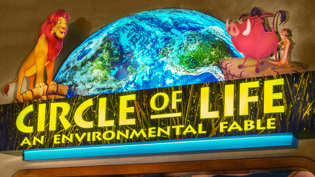 Epcot: 'Circle of Life' movie closed for enhancements