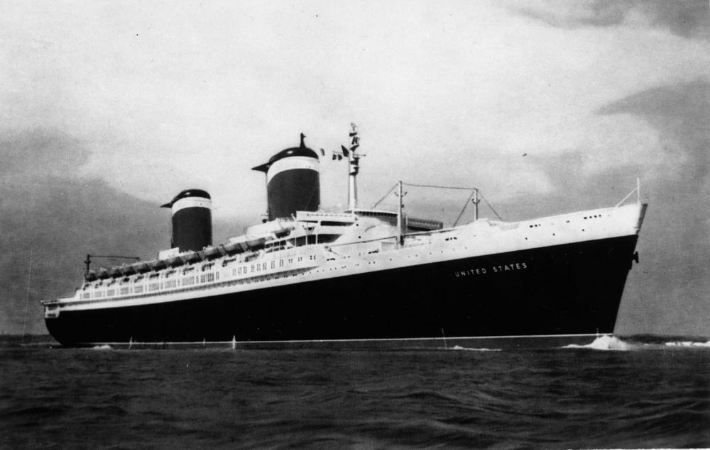 "Historic cruise ship ""SS United States"" to be restored by Crystal Cruises"