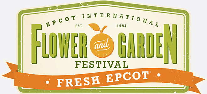 2016 EPCOT® INTERNATIONAL FLOWER & GARDEN FESTIVAL