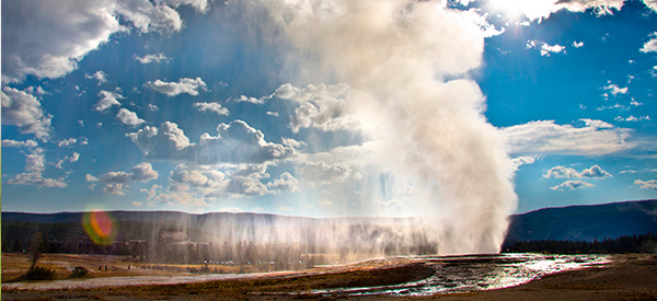 NEW for 2016 – Big Sky, Montana & Yellowstone Park by Adventures by Disney!
