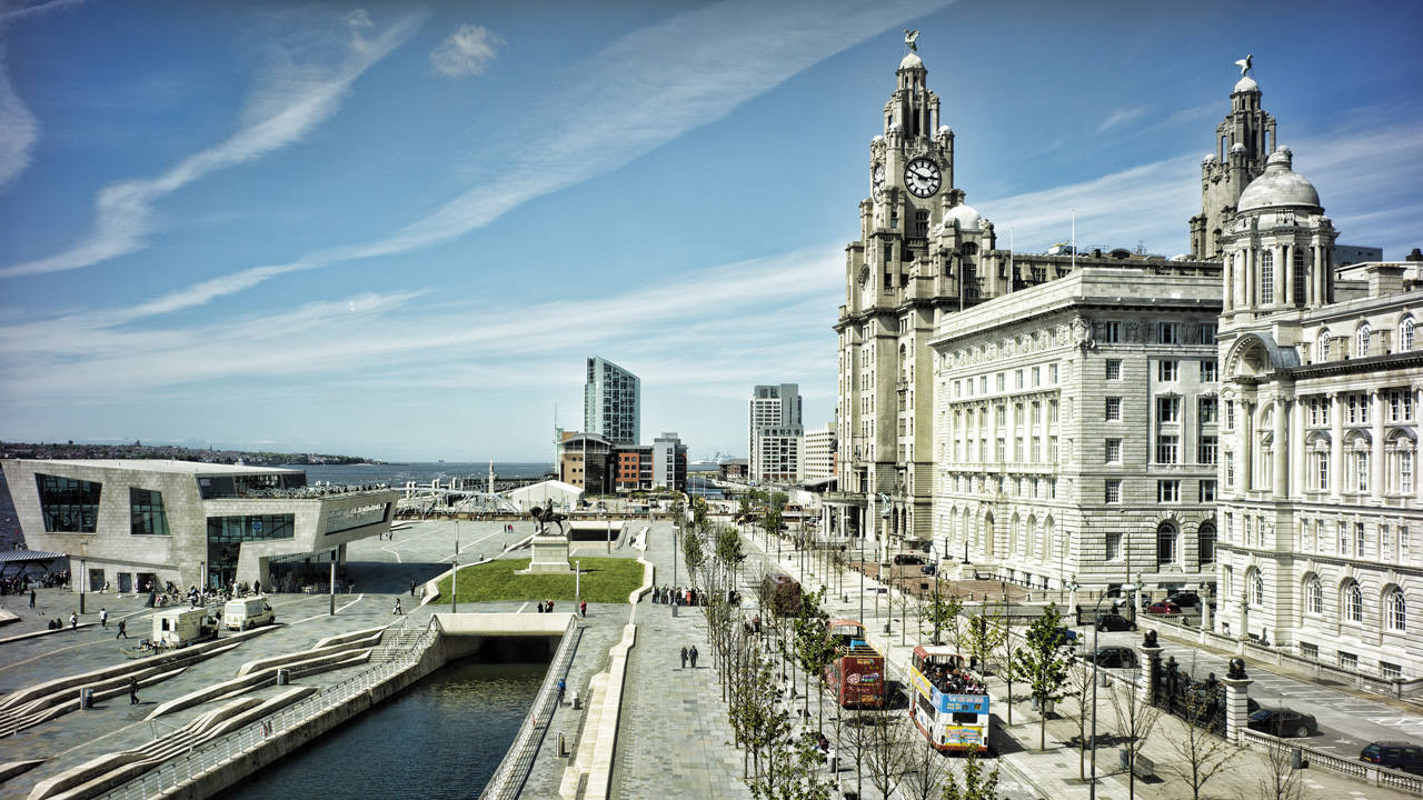Sailing the British Isles with Disney Cruise Line: Adventures in Liverpool, England
