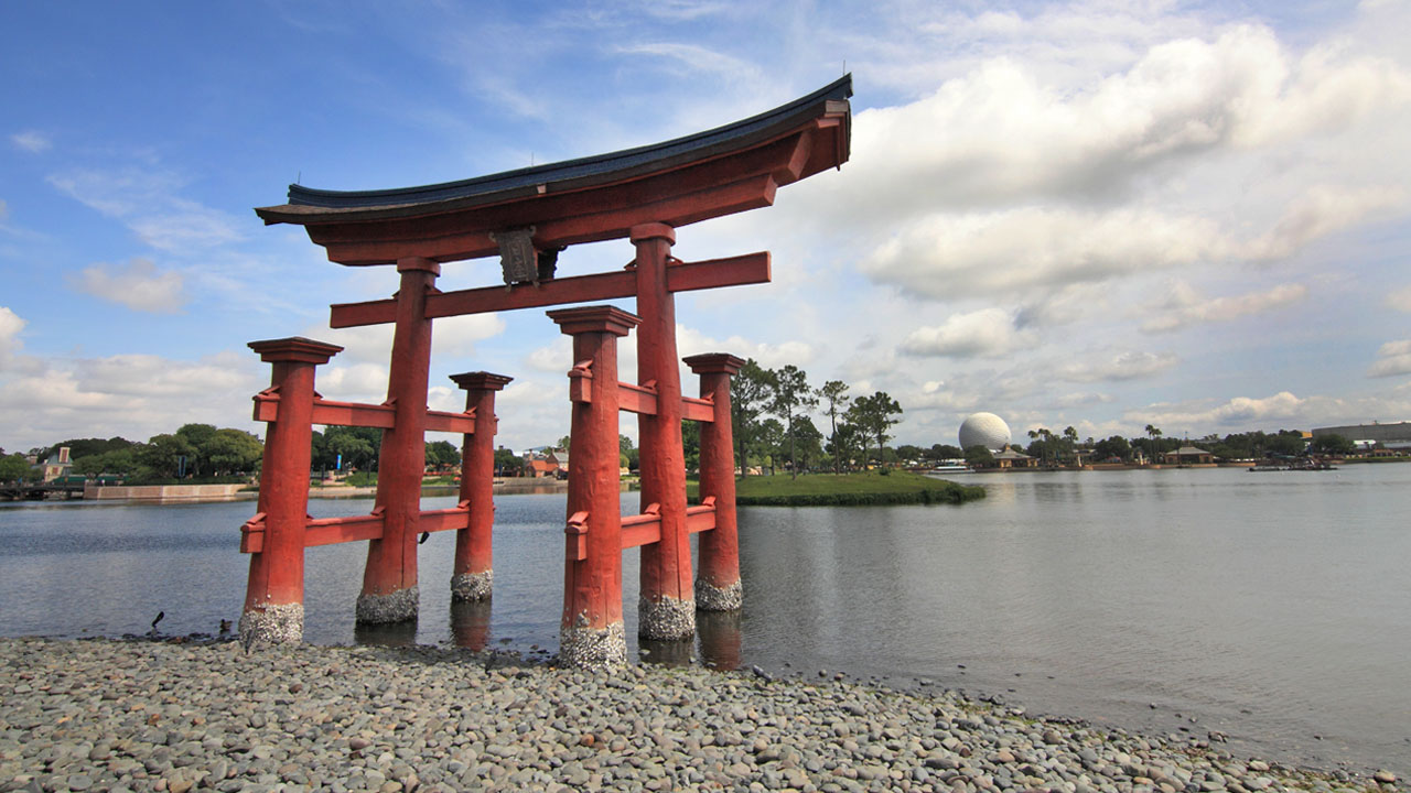 A World Showcase of Unforgettable Shopping at Epcot – Japan Pavilion