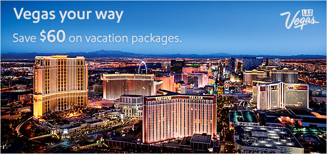 Save Now on Southwest Vacations – Las Vegas vacation Packages !