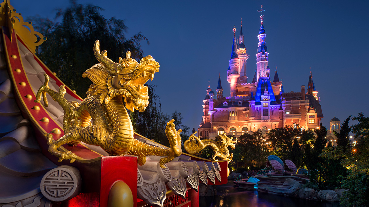Inside Shanghai Disney Resort Exhibit Now Open at Epcot