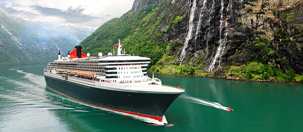 Renovated Queen Mary 2 Sets Sail