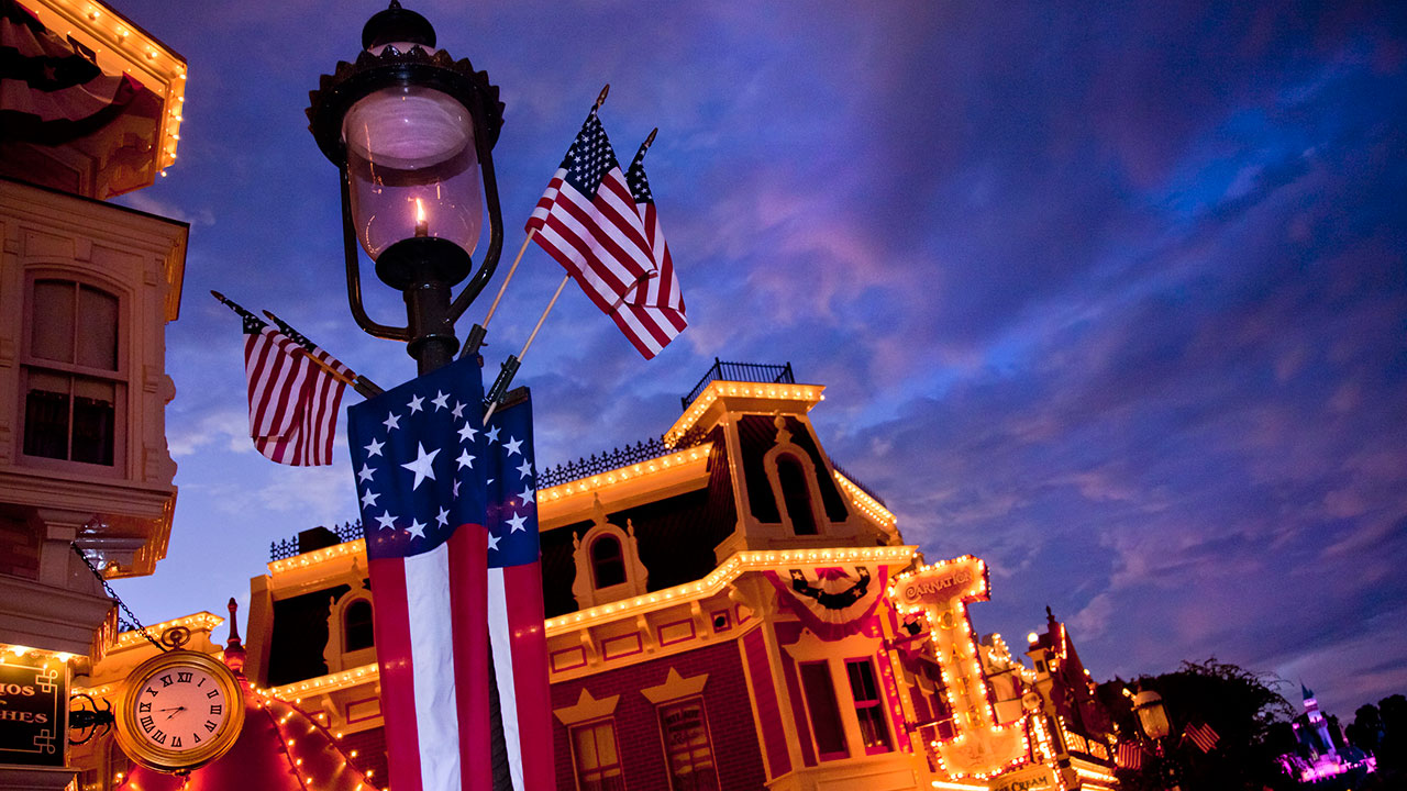 Celebrate the Fourth of July with Special Entertainment at the Disneyland Resort, in the Community