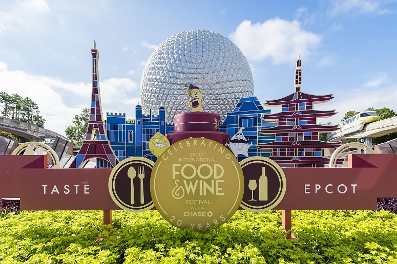 More Information About Epcot's 2016 Food & Wine Festival
