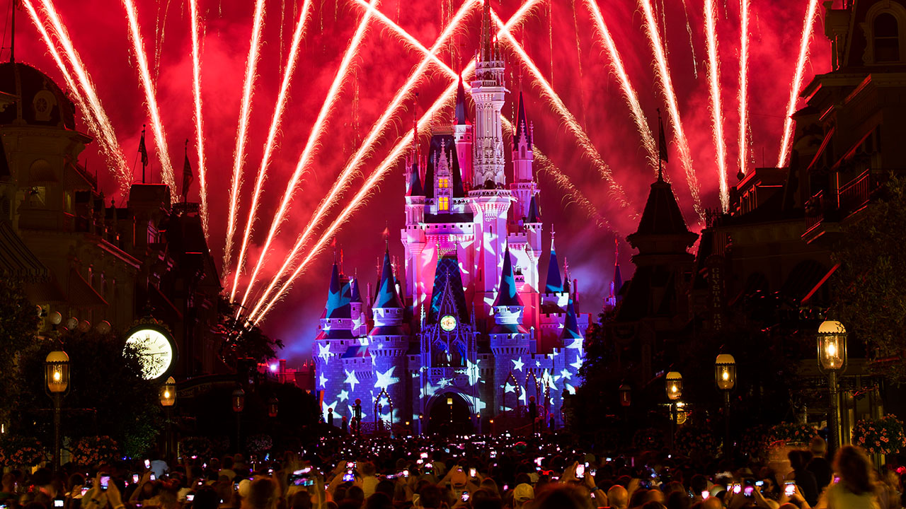 How to Celebrate Fourth of July at Walt Disney World Resort