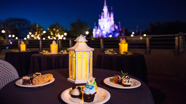 DESSERT PARTIES AND DINING RESERVATIONS NOW AVAILABLE FOR HOLIDAY PARTY NIGHTS AT WALT DISNEY WORLD RESORT