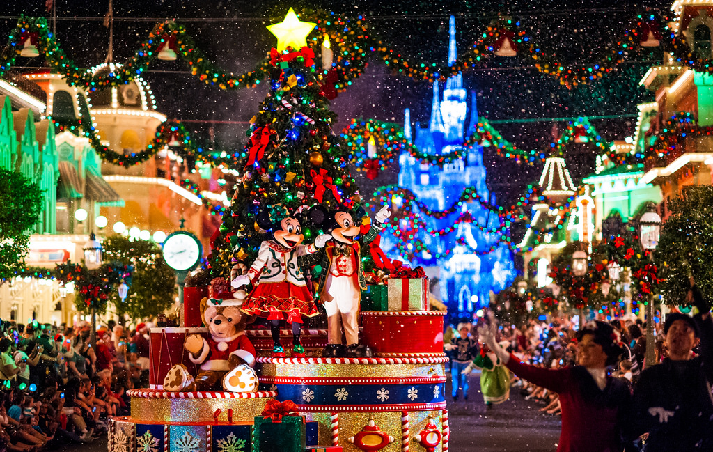 Festive Sweets and Sips at Mickey's Very Merry Christmas Party in Magic Kingdom Park at Walt Disney World Resort