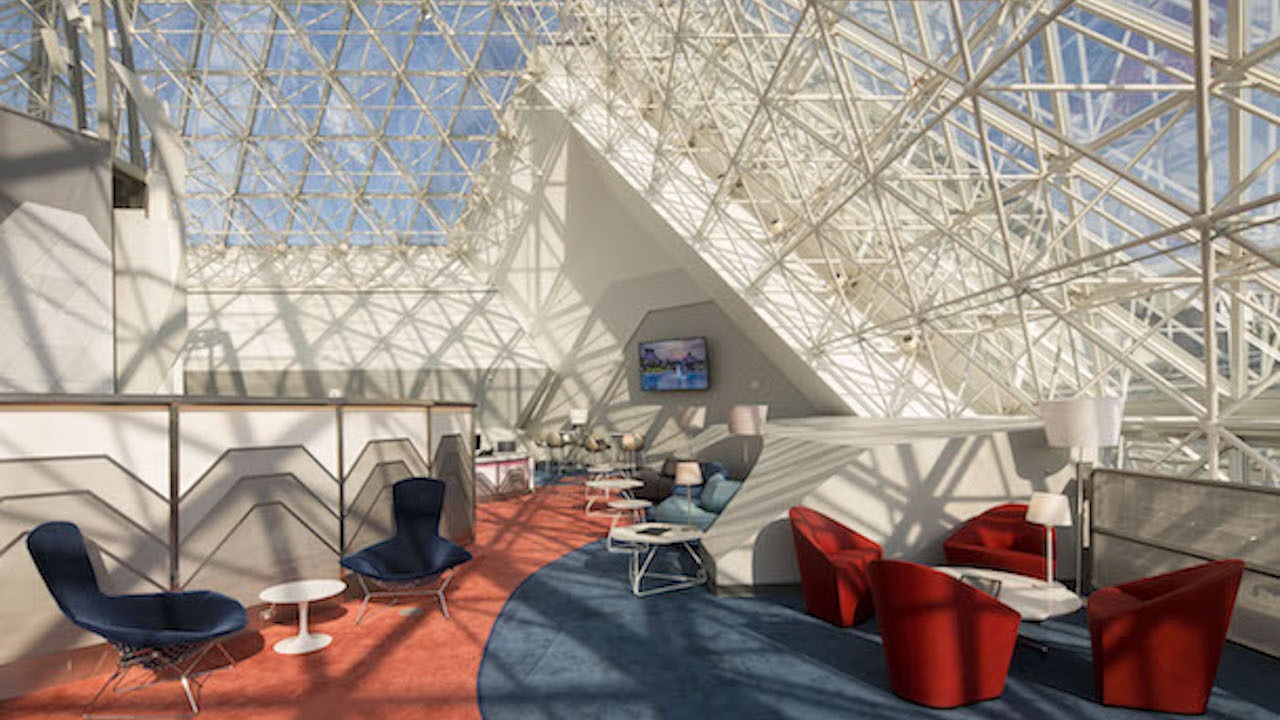 New Disney Vacation Club Member Lounge Opens at Epcot Today