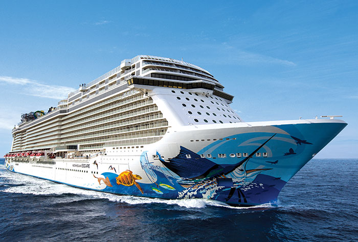 Norwegian Cruise Line Holdings Expects Record Earnings in 2016