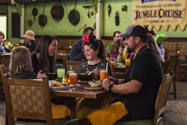 5 Dining Changes Happening Now at Walt Disney World (February 2017)