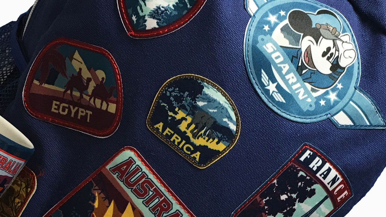 Soarin' Around the World Merchandise Takes Flight at Disney Parks