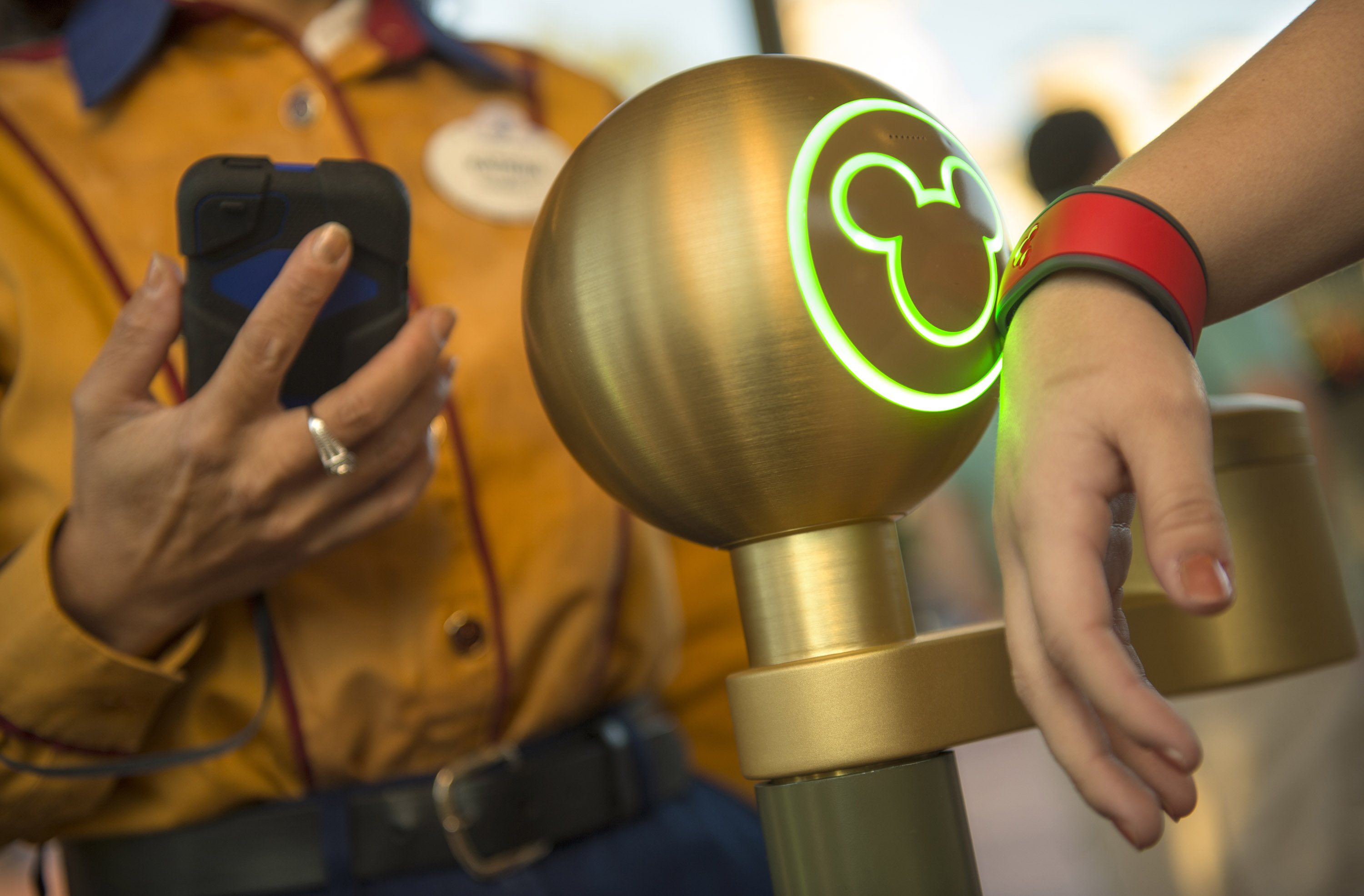 Can I Pre-Purchase Magic Bands for Walt Disney World?