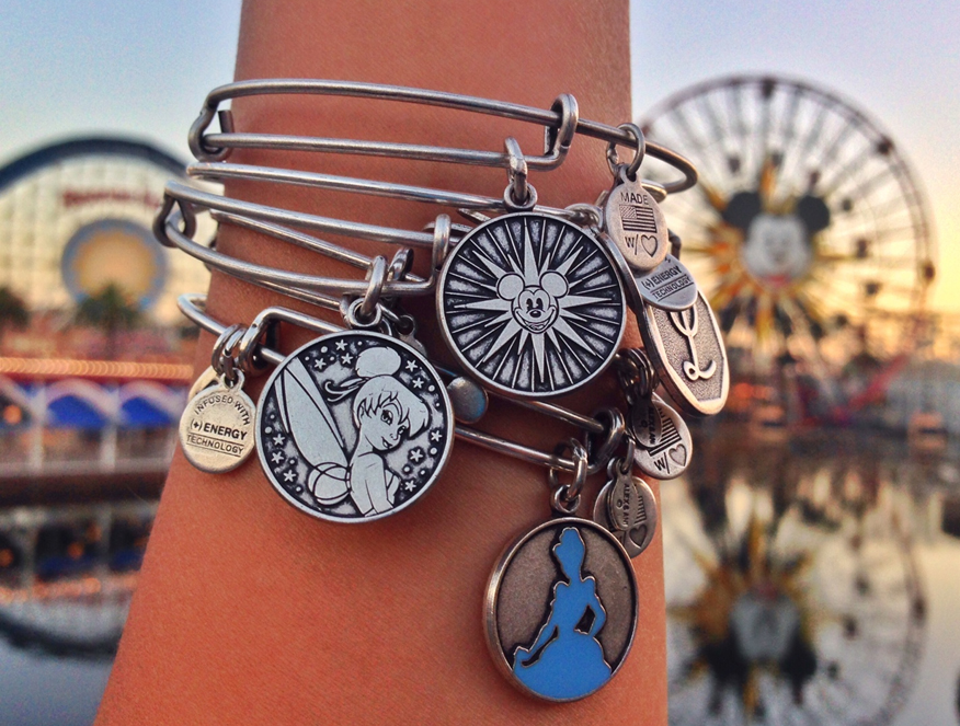 ALEX AND ANI 'Words Are Powerful' Bangles Continue Their Message at Disney Parks