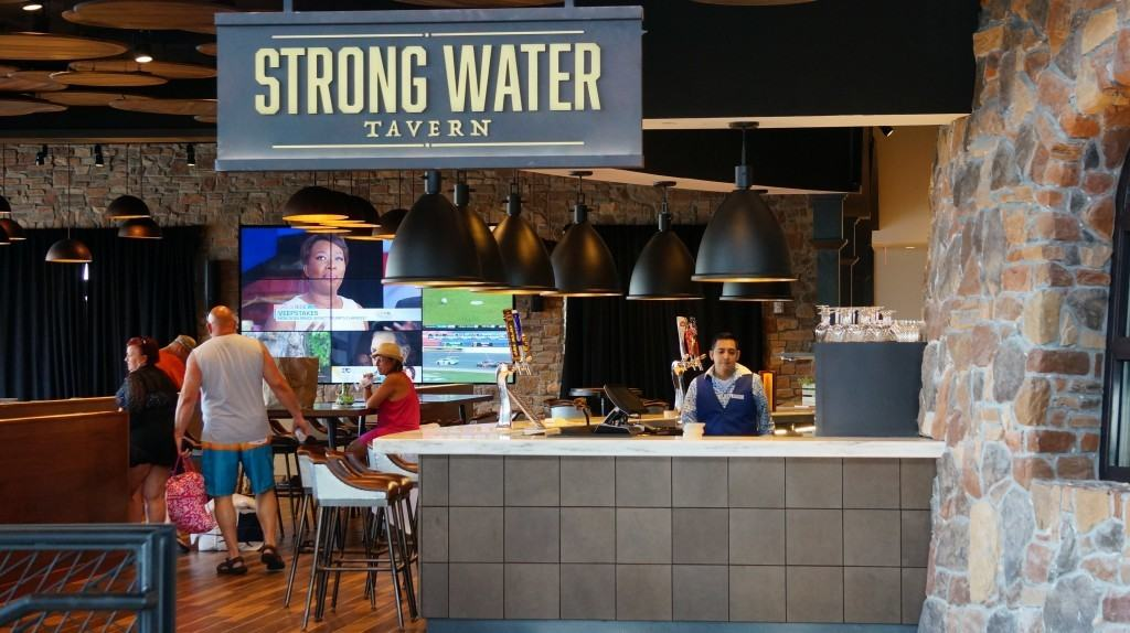 REVIEW: Strong Water Tavern Rum Tasting at Sapphire Falls Resort