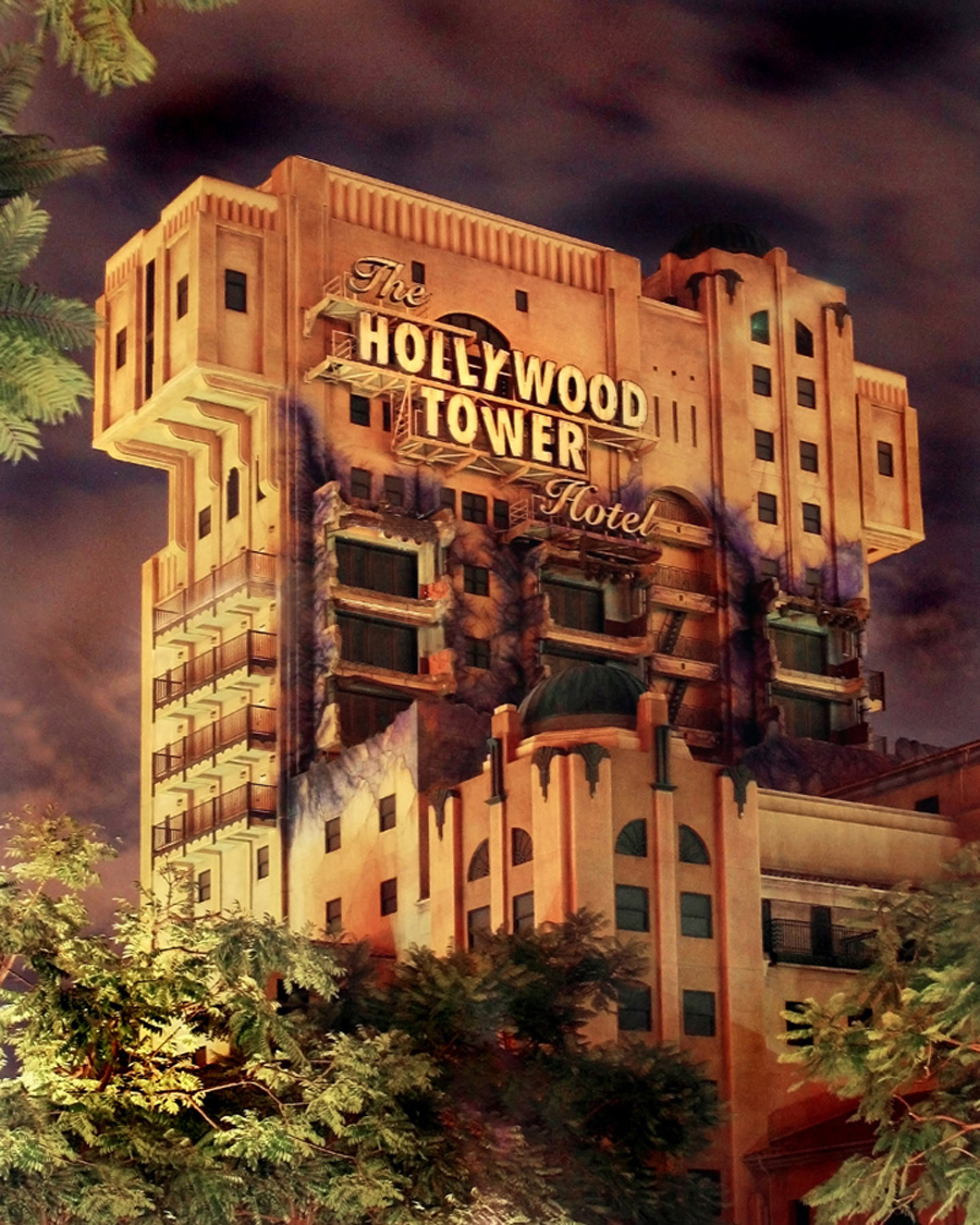 Disneyland announces final date for Twilight Zone Tower of Terror