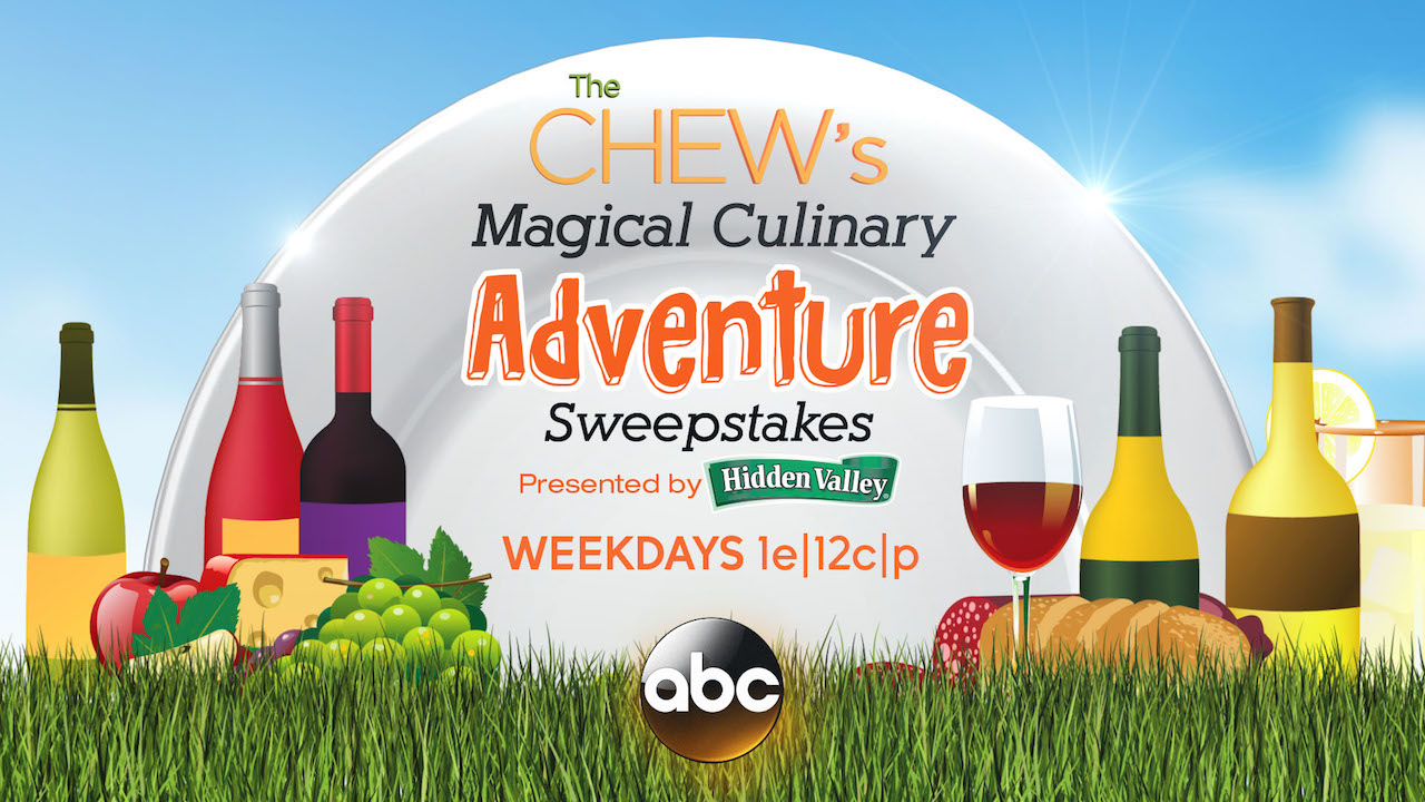 Enter for a Chance to Win a Trip to the Epcot International Food & Wine Festival from ABC's TheChew