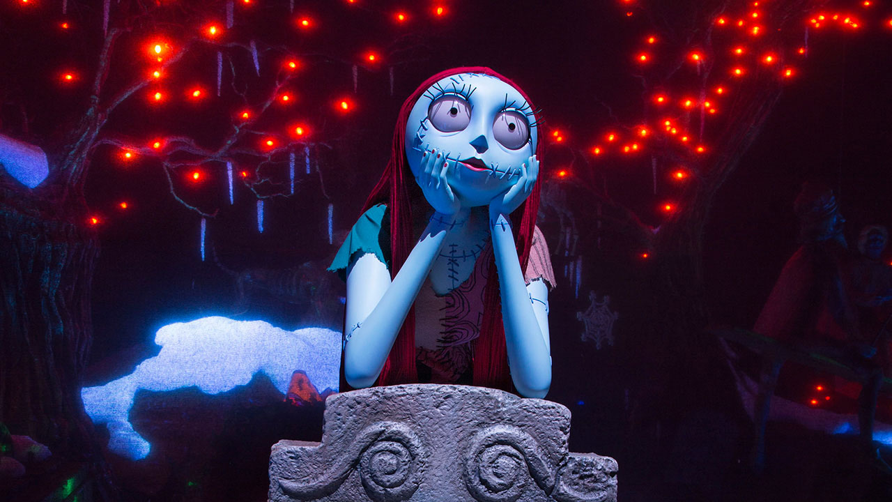 Halloween Time at the Disneyland Resort Begins Today with New Spooky Spectres in Haunted Mansion Holiday at Disneyland Park