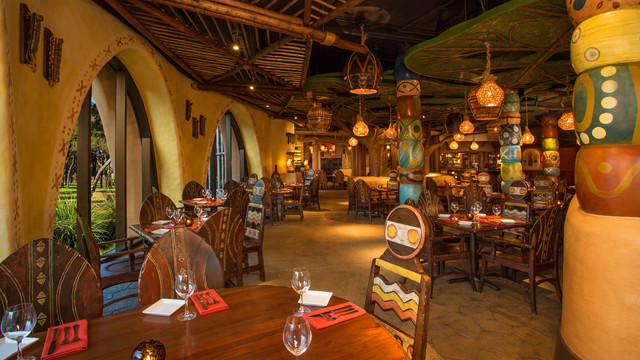 Sanaa Begins Serving Breakfast at Animal Kingdom Lodge